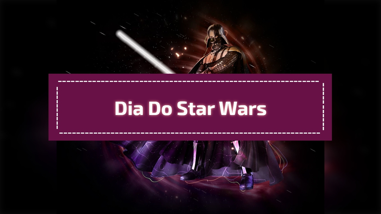 Dia do Star Wars