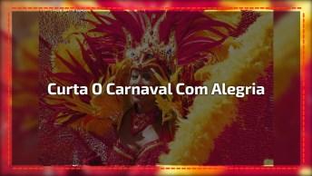 Dia 5 De Março É Dia De Carnaval - Deixe A Paz Invadir Seu Carnaval!