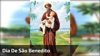 Dia 5 De Outubro É Dia De São Benedito - Protetor Dos Negros!