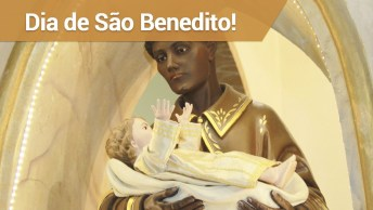 Dia 5 De Outubro É Dia De São Benedito, Rogai Por Nós!