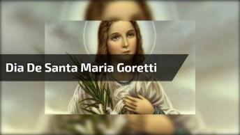 Dia 6 De Julho É Dia De Dia De Santa Maria Goretti - Santa Da Pureza De Coração!