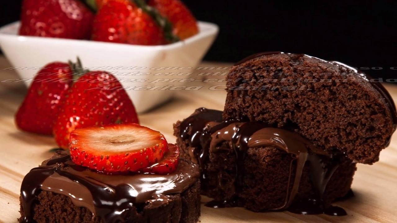 Dia 7 de Julho é Dia Mundial do Chocolate