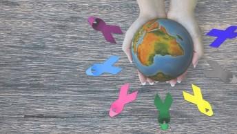 Dia 8 De Abril É Dia Mundial Do Combate Ao Câncer - Compartilhe E Conscientize!
