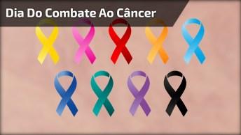 Dia 8 De Abril É Dia Mundial Do Combate Ao Câncer, Compartilhe Este Vídeo!