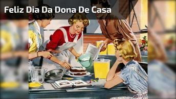 Dia Da Dona De Casa É Comemorado No Dia 31 De Outubro, Parabéns!