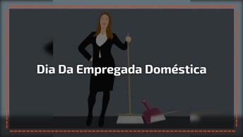 Dia Da Empregada Doméstica É Dia 27 De Abril - As Secretárias Do Lar!