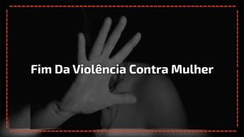 Dia Nacional De Mobilização Dos Homens Pelo Fim Da Violência Contra As Mulheres!