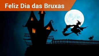 Feliz Dia Das Bruxas O Halloween Chegou, Vamos Comemorar!