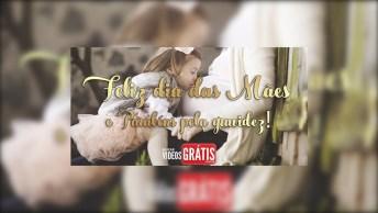 Feliz Dia Das Mães Grávidas / Gestantes - Uma Linda Mensagem!