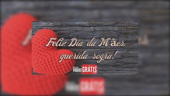 Feliz Dia Das Mães Sogra - De Nora Para Sogra Com Carinho!