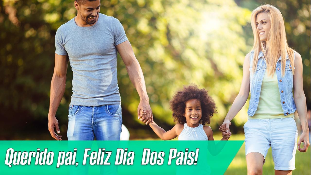 Feliz Dia dos Pais a todos os Pais presentes!