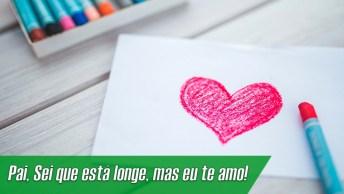 Feliz Dia Dos Pais Com Muito Amor E Saudade!