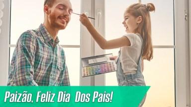 Feliz Dia Dos Pais Para O Melhor Pai Do Mundo!