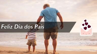 Feliz Dia Dos Pais, Você É Um Ótimo Pai!