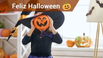 Feliz Halloween, Com A Poção Da Felicidade Eterna