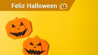 Feliz Halloween Que Nossa Amizade Seja Eterna