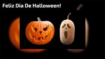 Feliz Halloween! Transforme Todas Suas Fantasias Em Realidade!