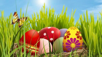Feliz Páscoa A Todos Os Clientes - Sejam Preenchidos Com Muitas Bênçãos!