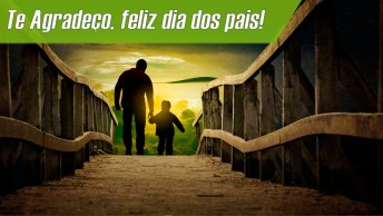 Gratidão Pai, Por Tudo Que Fez E Faz Por Mim!
