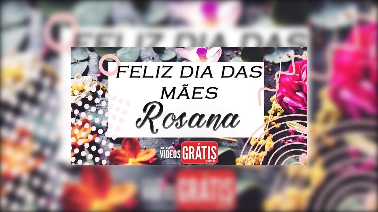 Mãe Rosana, minha estrela brilhante