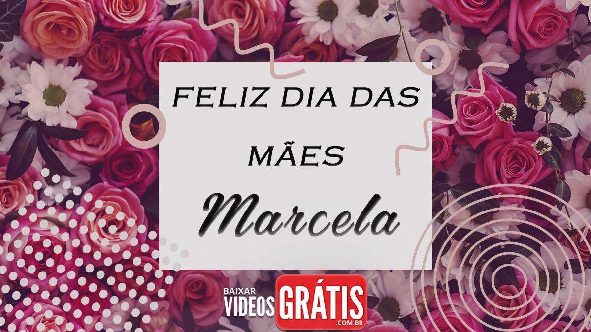 Marcela, minha mãe, você é meu exemplo