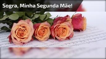 Mensagem De Genro Para Sogra - 28 De Abril É Dia Da Sogra!