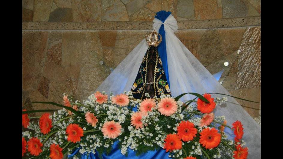 Mensagem de Nossa Senhora Aparecida para o Dia 12 de outubro