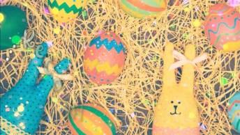 Mensagem De Páscoa Abençoada - Que Seu Domingo Seja Muito Bom!