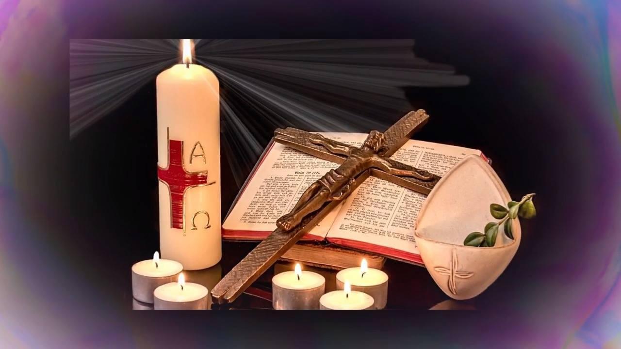 Mensagem de Páscoa católica
