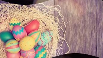 Mensagem De Páscoa Para Um Amigo - Que O Coelhinho Te Traga Muitos Chocolates!