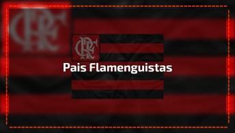 Mensagem Dia Dos Pais Para Pai Flamenguista - Uma Vez Flamengo, Sempre Flamengo!