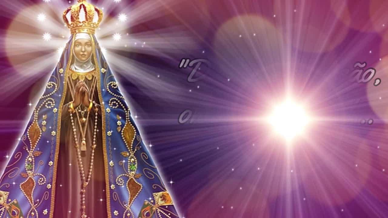Mensagem De Nossa Senhora Aparecida Que Ela Interceda Por: Mensagem De Nossa Senhora Aparecida Para O Dia 12 De