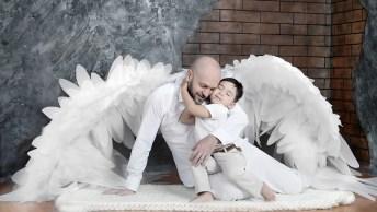 Mensagem Para O Dia Dos Pais Emocionante. Meu Querido Pai, Te Amo!