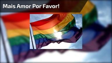 Mensagem Para O Dia Internacional Contra A Homofobia, Mais Amor Por Favor!