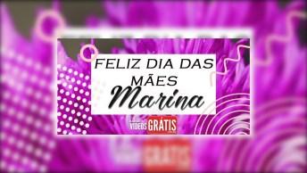 Minha Mãe Marina, Dedico Esta Mensagem A Você!