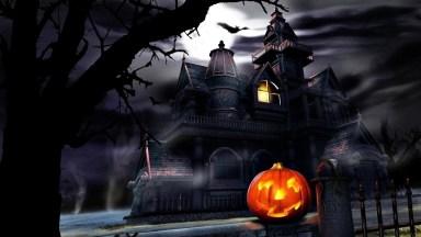 Noite Arrepiante! Dia 31 De Outubro É Dia Das Bruxas, Cuidado Ao Sair De Casa!