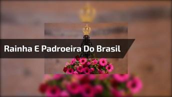 Nossa Senhora Aparecida, Rainha E Padroeira Do Brasil, Rogai Por Nós!