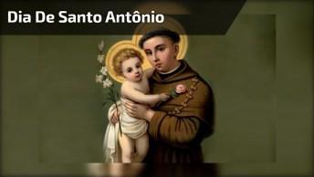O Dia De Santo Antônio É Dia 13 De Junho - O 'Santo Casamenteiro'!