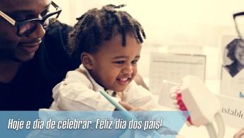 Obrigado Por Tudo Pai, Feliz Dia Dos Pais!