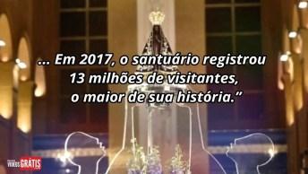 Onde Fica Santuário Nacional De Nossa Senhora Aparecida No Brasil?