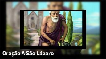 Oração A São Lázaro Para Curar Suas Próprias Doenças, Compartilhe Com Os Amigos!