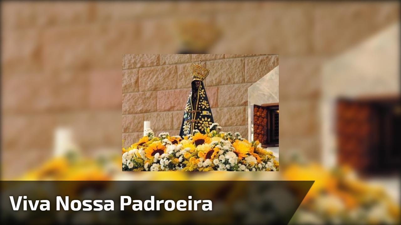 Oração para comemorar o dia de Nossa Senhora de Aparecida, viva nossa padroeira