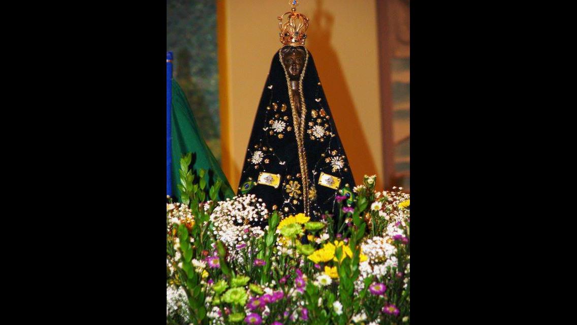 Oração Da Noite Nossa Senhora Aparecida Rogai Por Nós: Na Voz De Roberto Carlos
