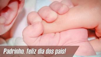 Padrinho, Te Considero Como Pai, Feliz Dia!