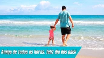 Pai, Meu Amigo, Minha Inspiração De Vida!