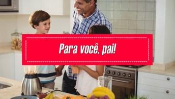 Pai, Te Amo Hoje E Sempre, Você É O Melhor Pai!