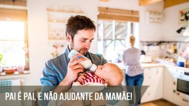 Para Pais De Verdade, Feliz Dia Dos Pais!