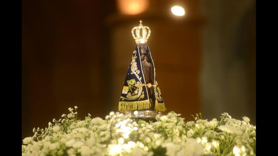 Pequena Oração a Nossa Senhora Aparecida a padroeira do Brasil