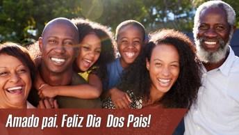 Te Amo Pai, Tenha Um Feliz Dia Dos Pais!