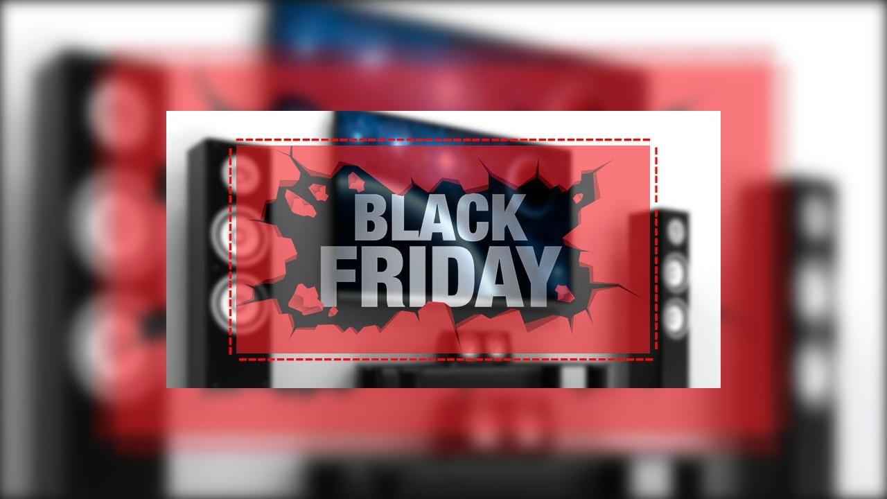 Tv e Home Theater na Black Friday